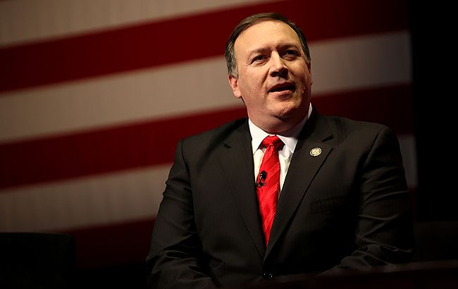 Помпео назвал успешной политику США относительно Украины