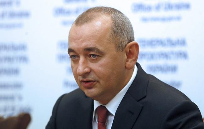 Фото: главный военный прокурор Анатолий Матиос (УНИАН)