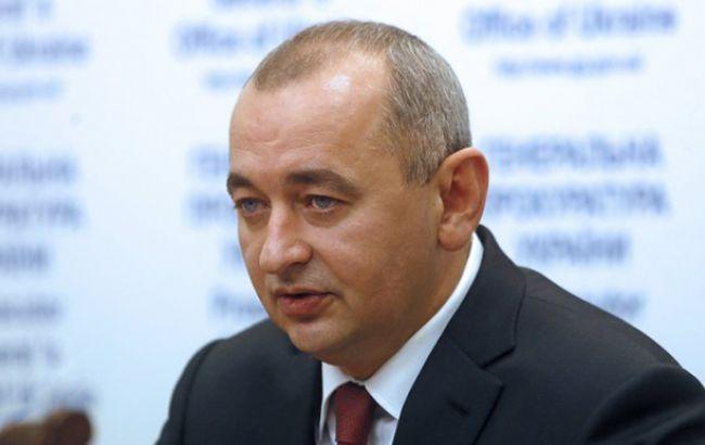 """Матіос сподівається до кінця року завершити розслідування """"схем Клименко"""""""