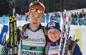 Фото: Артем Тищенко та Анастасія Меркушина (biathlon.com.ua)