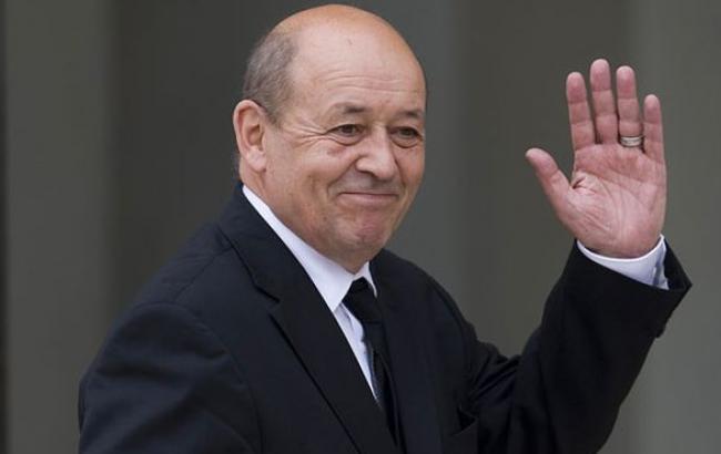 Франция на данном этапе отказалась поставлять Украине оружие