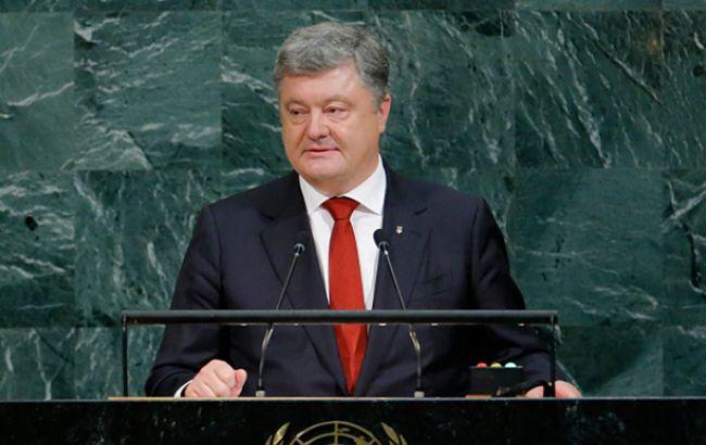 Росія намагається здійснювати кібероперації проти всього світу, - Порошенко