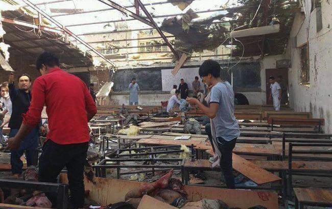 У Кабулі внаслідок вибуху в академії загинули 25 людей