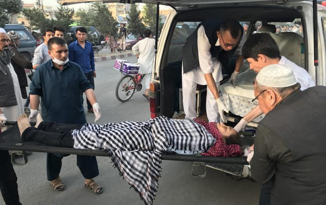 Кількістьзагиблих внаслідок вибухуу Кабулізросла до 48
