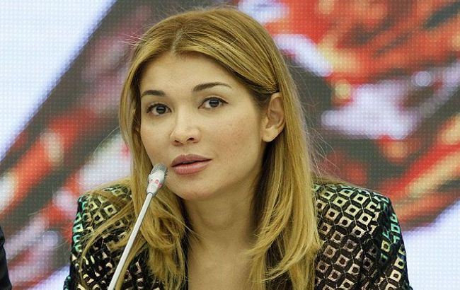 Фото: дочь покойного президента Узбекистана Гульнара Каримова