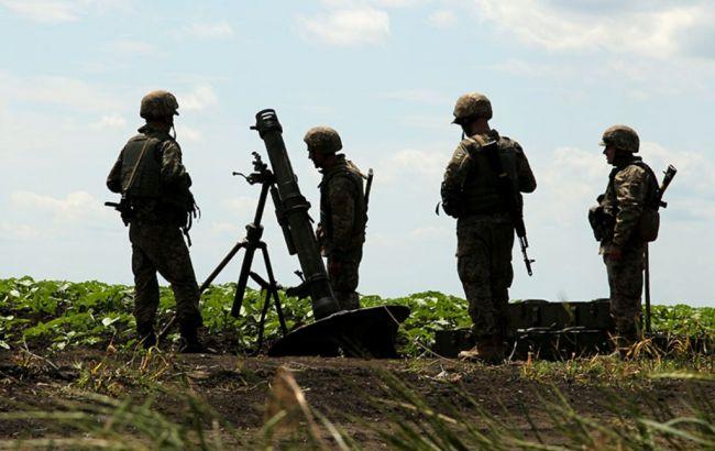 Фото: від України на військові навчання їдуть учасники АТО