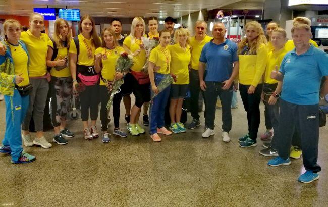 Украинки завоевали пять медалей на чемпионате Европы по боксу