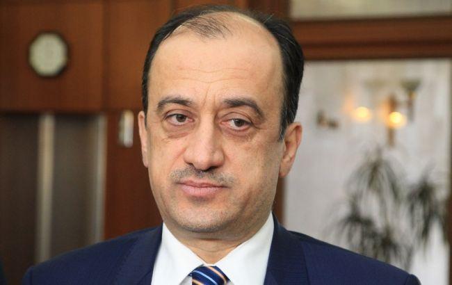 Фото: посол Турции в РФ Умит Ярдым