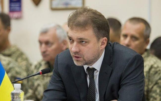 Генштаб работает над планом разведения сил на Донбассе, - Минобороны