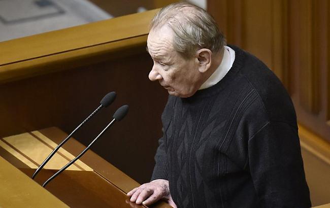 Юрий Шухевич хотел зарегистрировать проект постановления об импичменте Петра Порошенко
