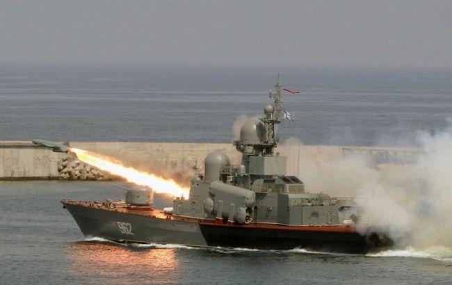 Фото: РФ обвиняет Украину в намерении провести ракетные стрельбы в районе Крыма