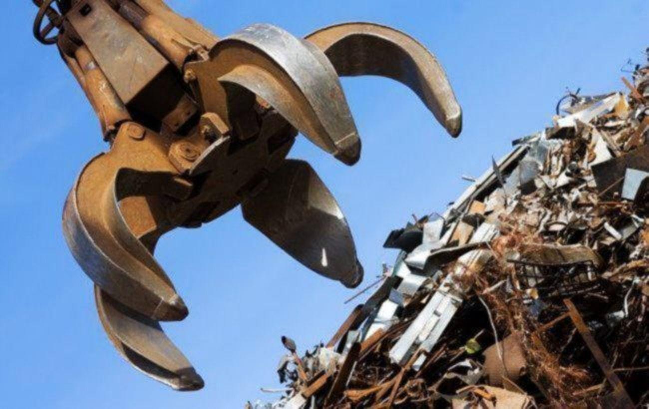 ЕВА поддержала инициативу о временном запрете экспорта металлолома