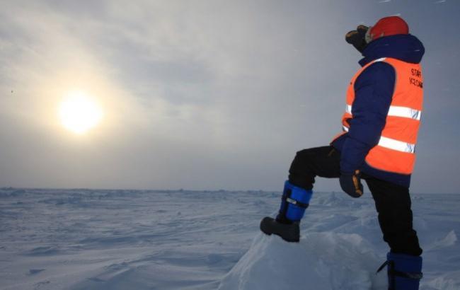 """Фото: Вчені створили армійські """"наночоботи"""" для служби в Арктиці (life.ru)"""