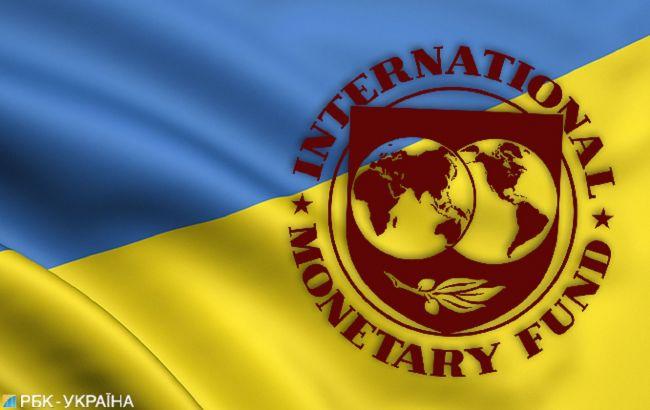 В МВФ отреагировали на отставку Смолия