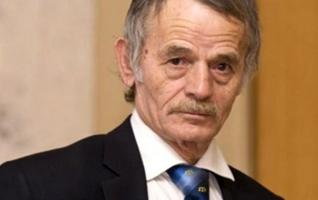 Джемилев выступает за присоединение некоторых районов Херсонской обл. к Крыму