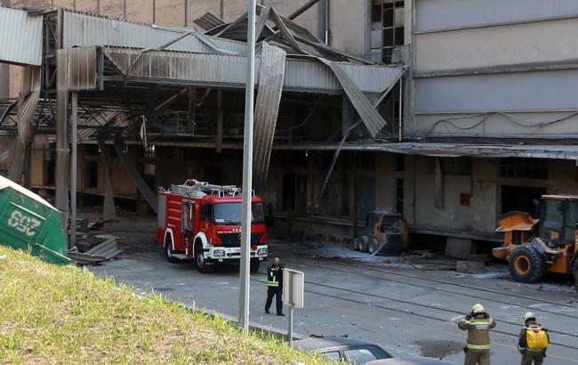 Взрыв на элеваторе фото купить транспортер бу в москве и московской области