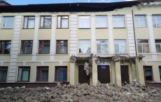 Аварийная школа и коррупционные связи. Как власть Днепропетровской области создает напряжение в регионе