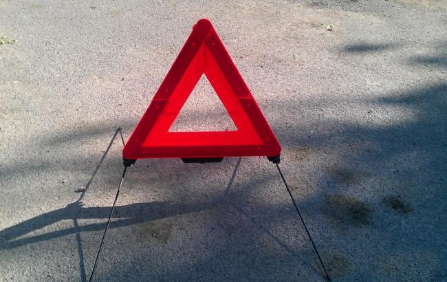 Фото: аварія біля Касабланки