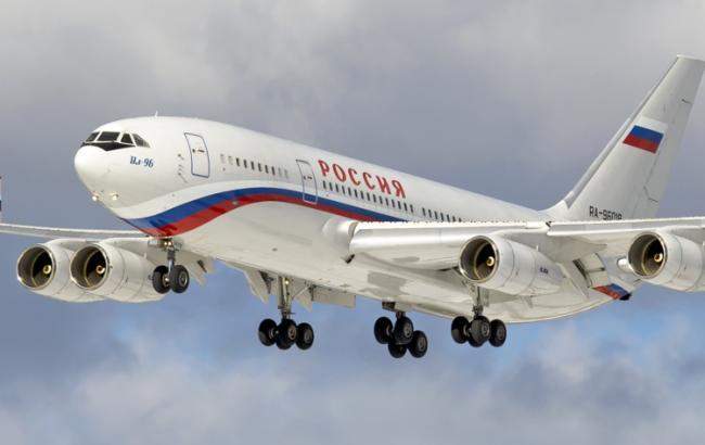 Границу Эстонии нарушил российский самолет