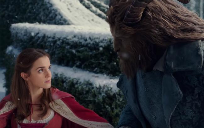 "Фото: Кадр из фильма ""Красавица и чудовище"" ( скриншот youtube.com/Disney Movie Trailers)"