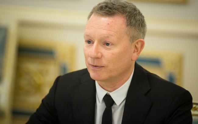 Фото: Ян Ола Санд (president.gov.ua)