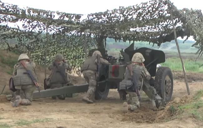 У мережі показали вражаючу посвяту курсантів у артилеристи