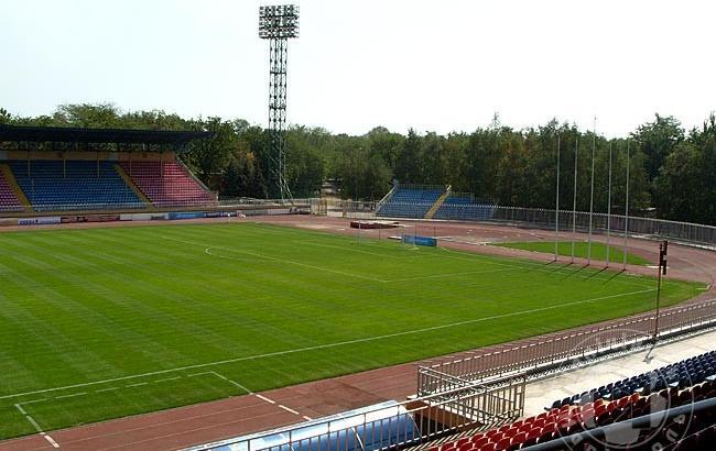 """Фото: стадіон """"Іллічівець"""" (fcmariupol.com)"""