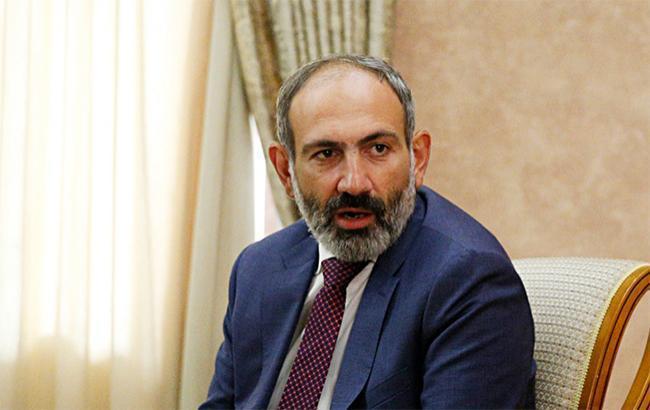 Протест в Єревані: прем