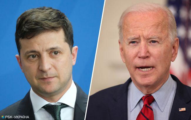В Конгрессе призвали Байдена изменить дату визита Зеленского в США