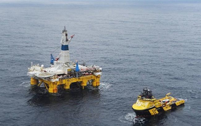 Фото: Україна досліджує шельф Чорного моря