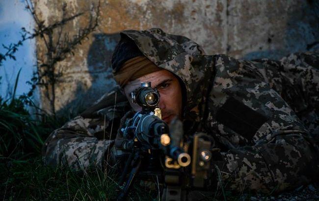 У РНБО розповіли про знищення на Донбасі снайперів окупантів