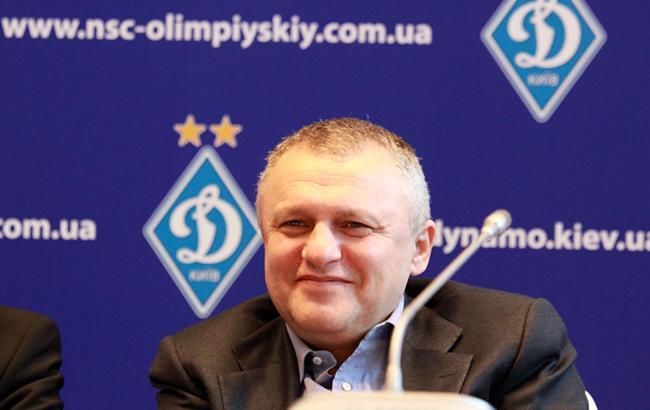 Ігор Суркіс підтвердив, що«Динамо» йде у міжнародний суд