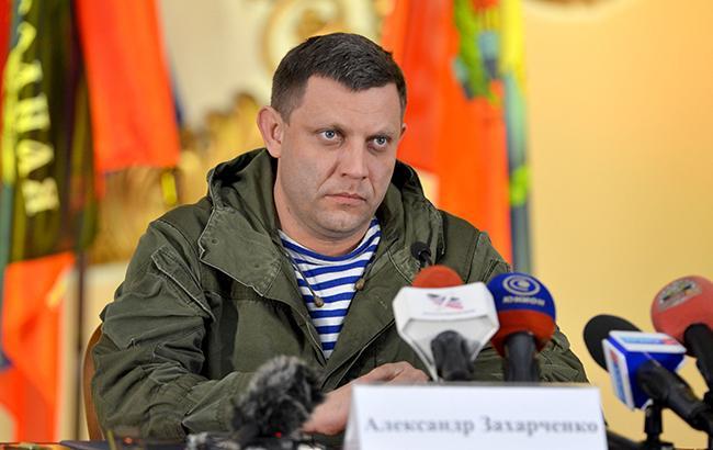 """Главарь ДНР заявил, что окончательного решения о создании """"Малороссии"""" еще нет"""