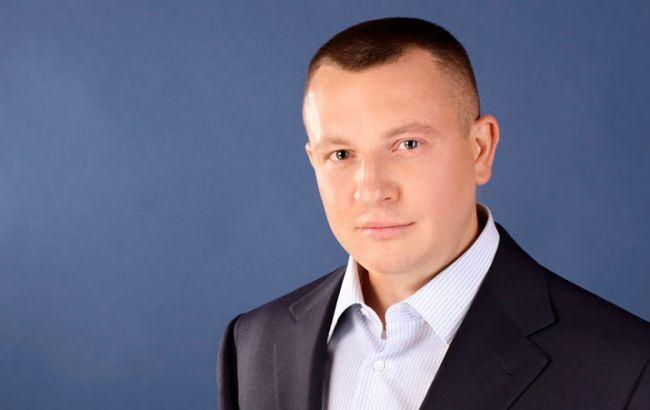 """Фото: лидер """"Оплота"""" Евгений Жилин"""