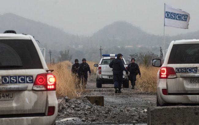ОБСЄ зафіксувала 25 порушень на Донбасі за добу