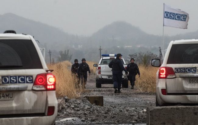 В ОБСЕ рассказали об обострении ситуации на Донбассе: 540 нарушений за сутки