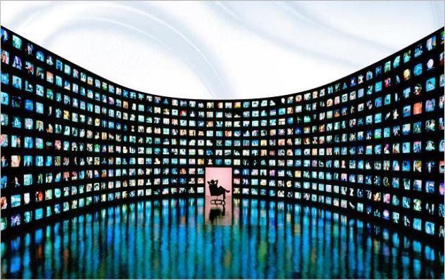 Фото: ринок платного телебачення в найближчі роки покаже зростання