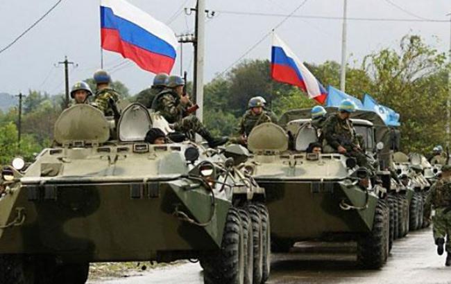 Росія пояснює посилення військової присутності в Криму загрозою з боку України