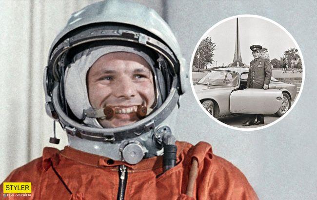 В сети вспомнили секретное распоряжение Хрущева о подарках Гагарину: носки, фуражка и кофта