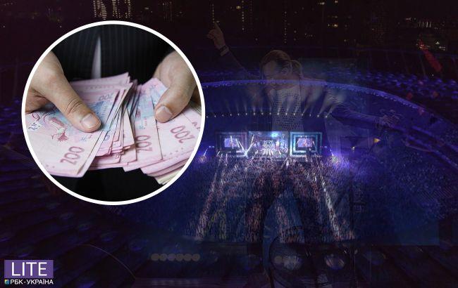 Названо найбільш високооплачуваного артиста України: за рік понад 5 мільйонів