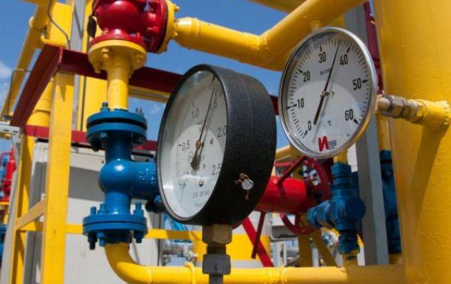 Фото: Україна використовувала 1,14 млрд кубометрів газу зі сховищ