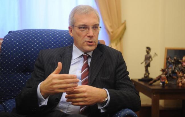 Посол РФ при НАТО удивлен обвинениями в адрес Москвы из-за конфликта в Украине