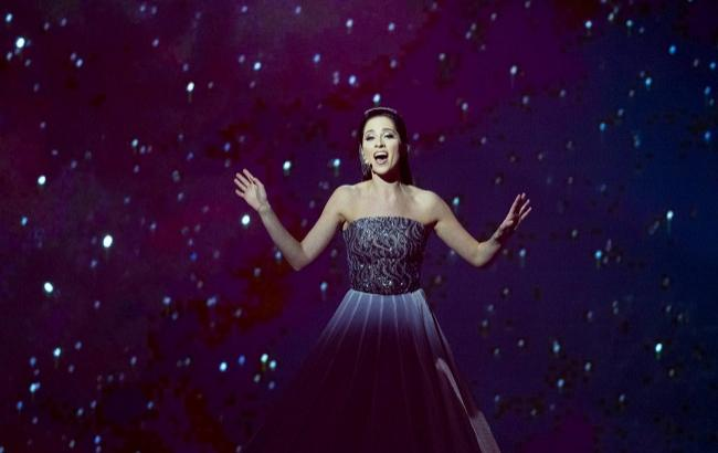 Фото: Еліна Нечаєва - Elina Nechayeva (eurovision.tv)