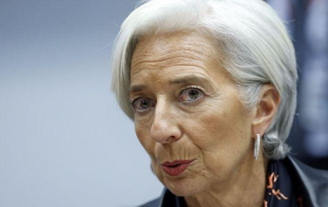 Главу МВФ Лагард отправляют под суд за халатность