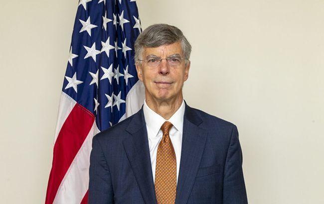 Тейлор покинет пост временного поверенного в делах США в Украине
