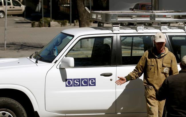 ОБСЄ зафіксувала переміщення в ДНР військової техніки і транспорту без розпізнавальних знаків