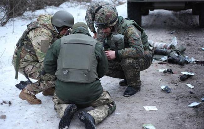 В зоні АТО за добу загинули 9 українських військових, 30 поранені, - штаб