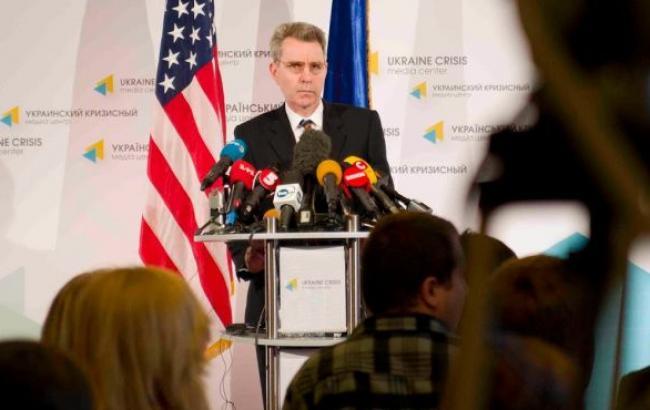 США зафиксировали расширение территорий на Донбассе, оккупированных боевиками