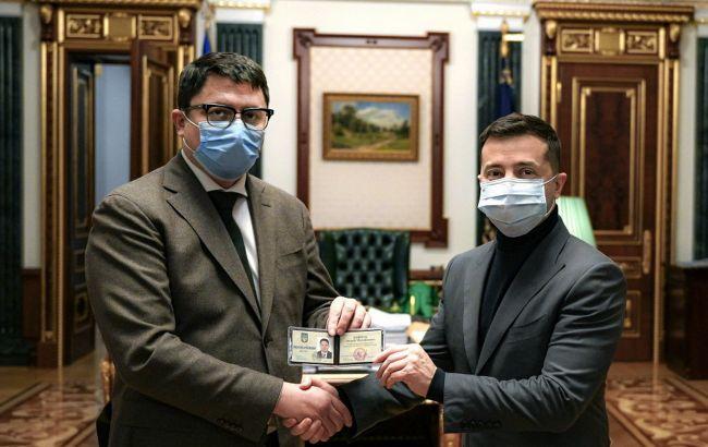Назначен новый глава Ивано-Франковской ОГА
