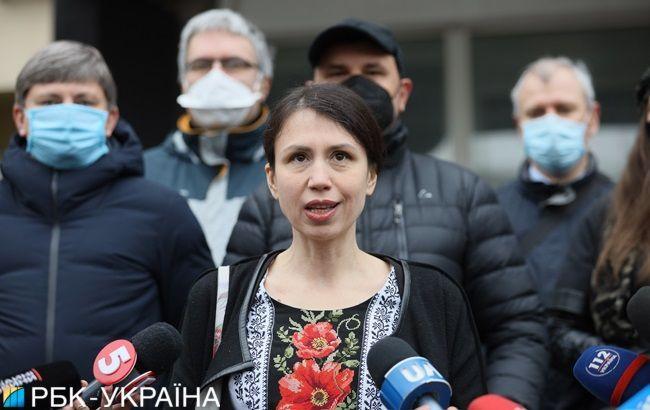 Суд пом'якшив міру запобіжного заходу Чорновіл
